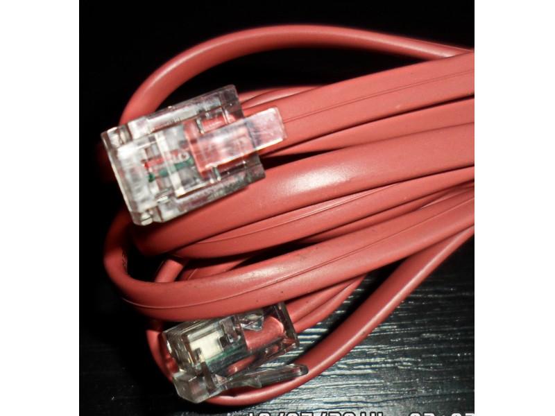 RJ11 telefonski kabl 3m