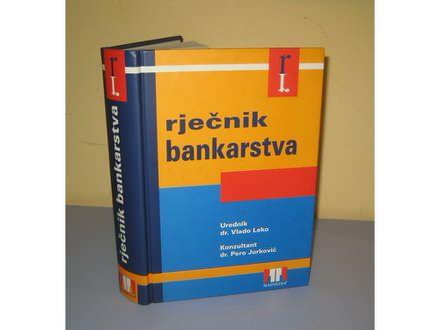 RJEČNIK BANKARSTVA Vlado Leko