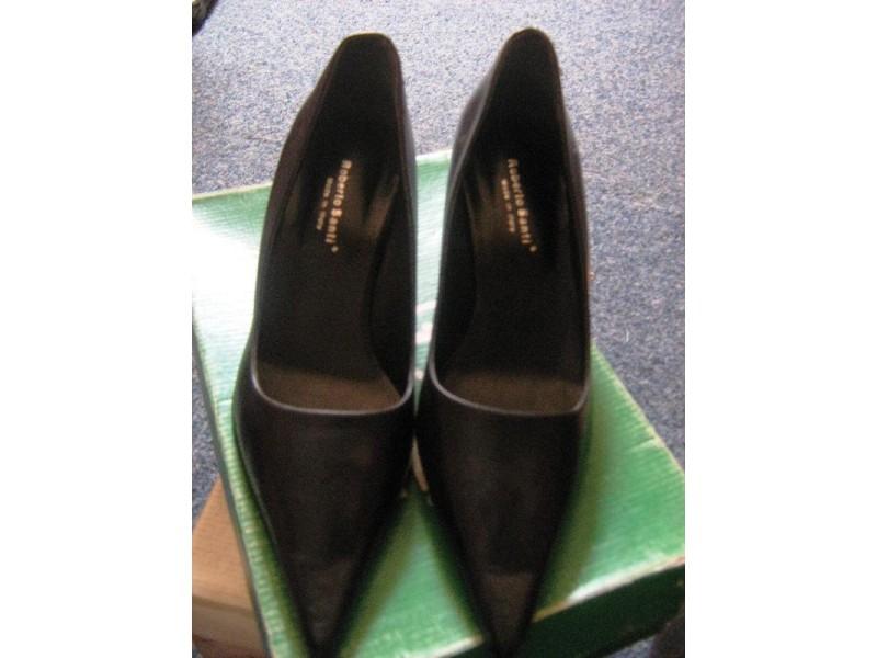ROBERTO SANTI  -35/36 -kozne cipele -nove