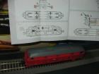 ROCO Br 215  diesel HO lokomotiva kao NOVA