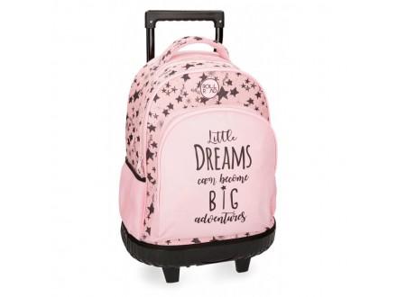 ROLL ROAD Dreams torba na točkiće 42.529.61