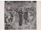 RUGANJE HRISTU / Freska u Starom Нagoričinu (1313)