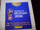 RUSSIA 2018-official licensid STIKER ALBUM-fifa worldcp