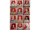 RUSSIA FIFA WC 2018 Gold edition Coca cola set C1 - C12