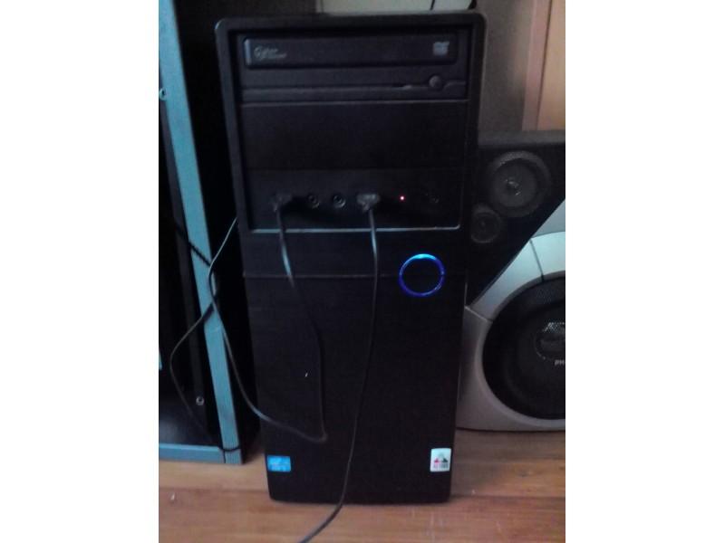 Računar Altos H61/Intel i3/8GB/1TB/R7 250/DVD