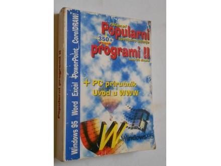 Računari  - popularni programi