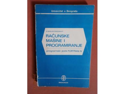 Racunarske masine i programiranje, Nedeljko Parezanovic