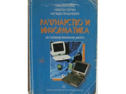 Računarstvo i informatika I razred mašinske škole