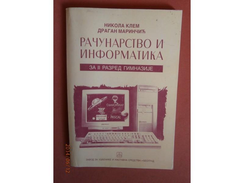 Racunarstvo i informatika II, Nikola Klem