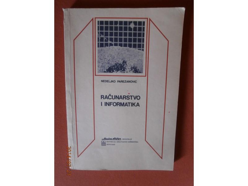 Računarstvo i informatika, Nedeljko Parezanovic