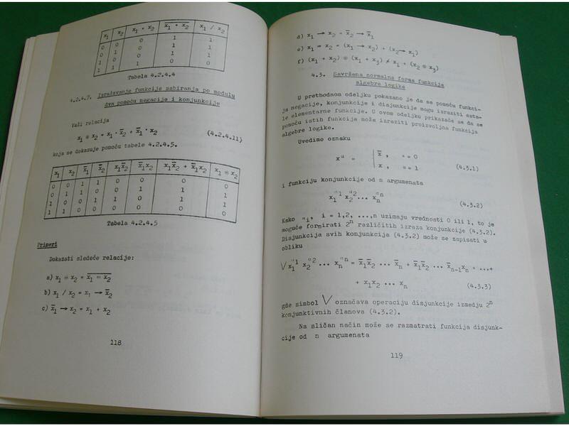 Računske mašine i programiranje osnovi računske tehnike