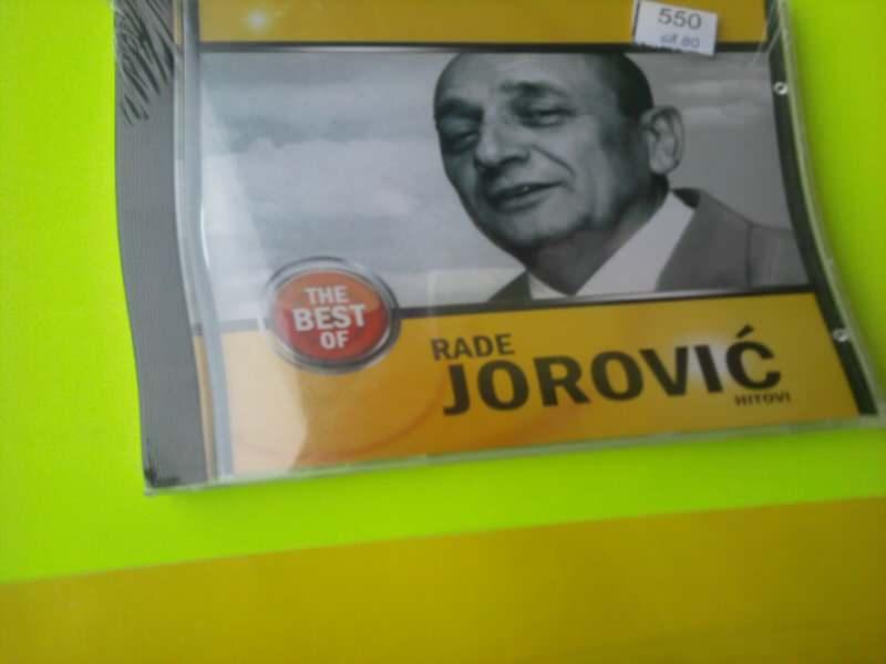 Rade Jorović -  Hitovi