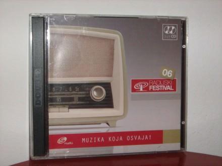 Radijski festival 06 (2CD)