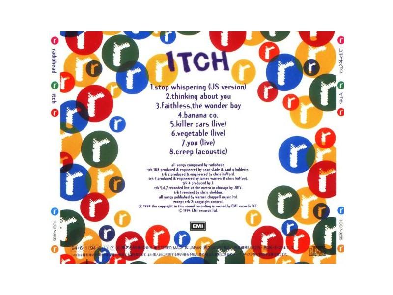 Radiohead - Itch