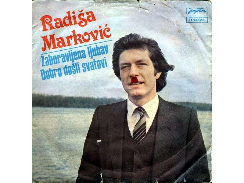 Radiša Marković - Zaboravljena Ljubav (SINGL)