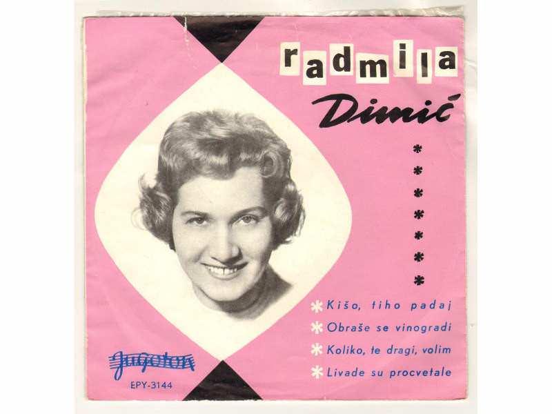 Radmila Dimić - Kišo, Tiho Padaj