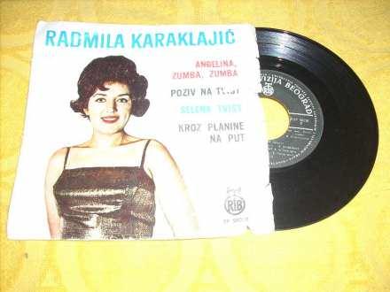 Radmila Karaklajić - Anđelina, Zumba, Zumba