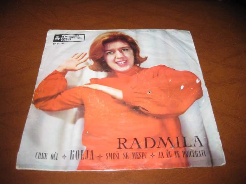 Radmila Karaklajić - Crne Oči