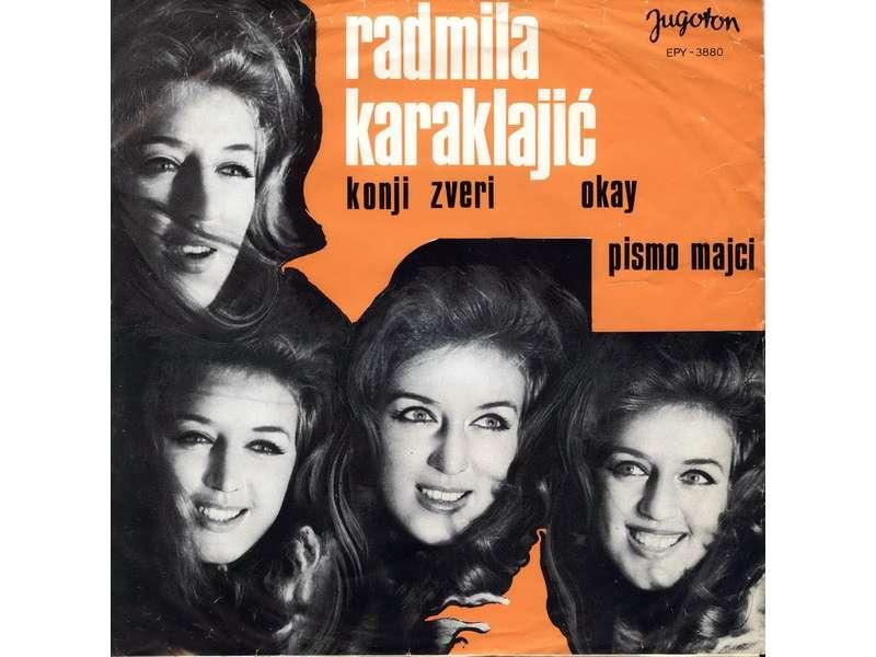 Radmila Karaklajić - Konji Zveri