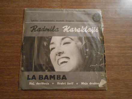 Radmila Karaklajić - La Bamba
