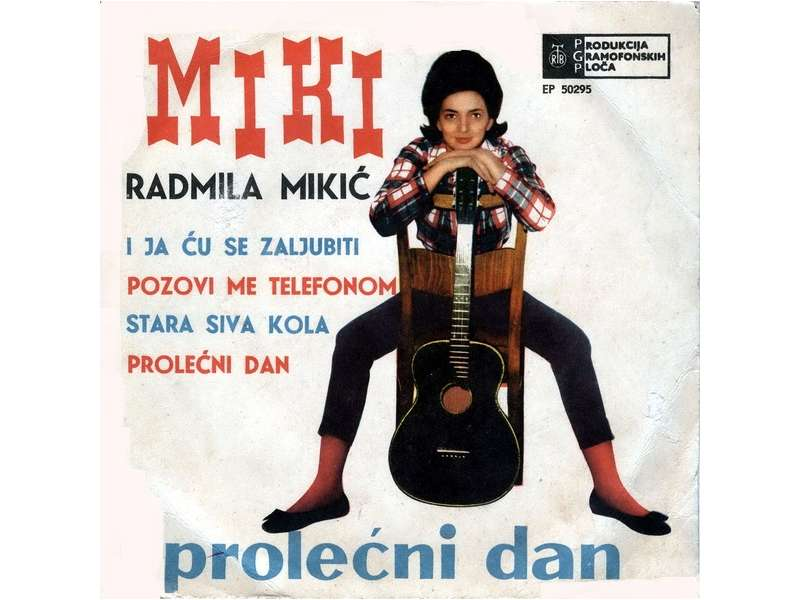 Radmila Mikić - Prolećni Dan