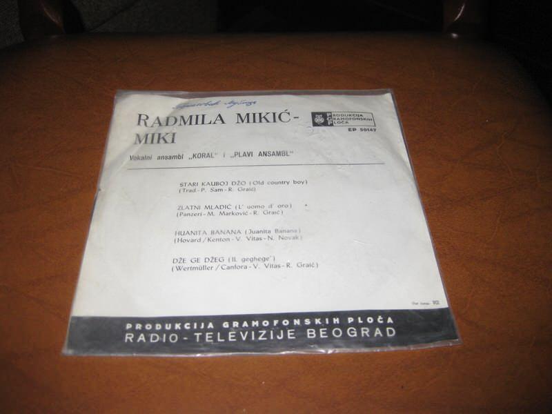 Radmila Mikić - Stari Kauboj Džo