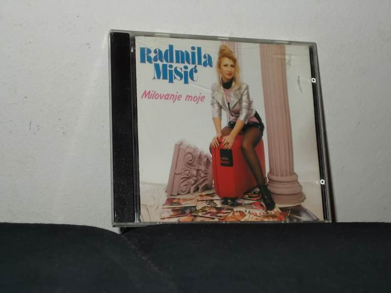 Radmila Misić - Milovanje Moje