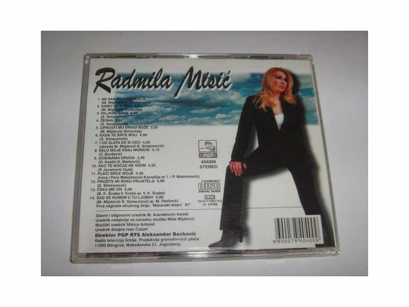 Radmila Misić - Radmila Misić