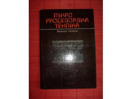 Radomir Grubiša, MIKROPROCESORSKA TEHNIKA
