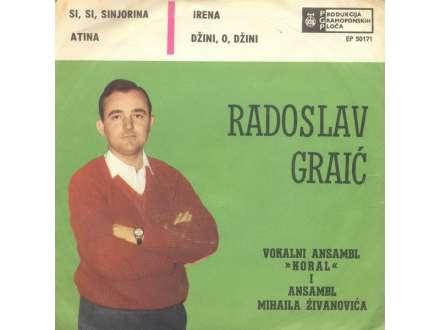 Radoslav Graić - Si, Si, Sinjorina