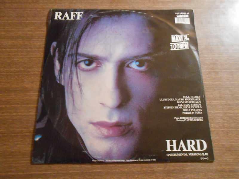 Raff - Hard