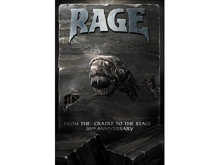 Rage (6) - From The Cradle To The Stage
