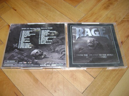 Rage - From The Cradle To The Stage