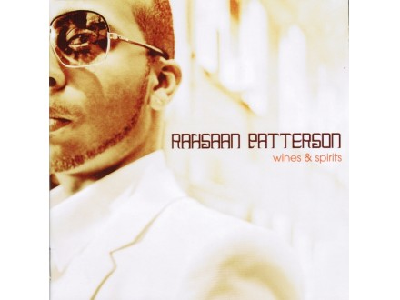 Rahsaan Patterson - Wines & Spirits