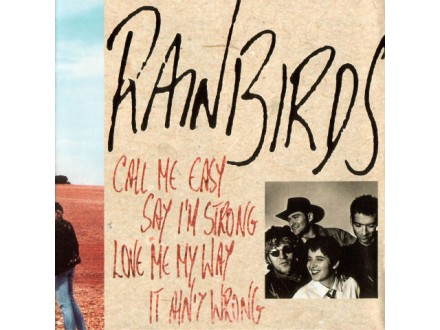 Rainbirds - Call Me Easy Say I`m Strong Love Me My Way It Ain`t Wrong