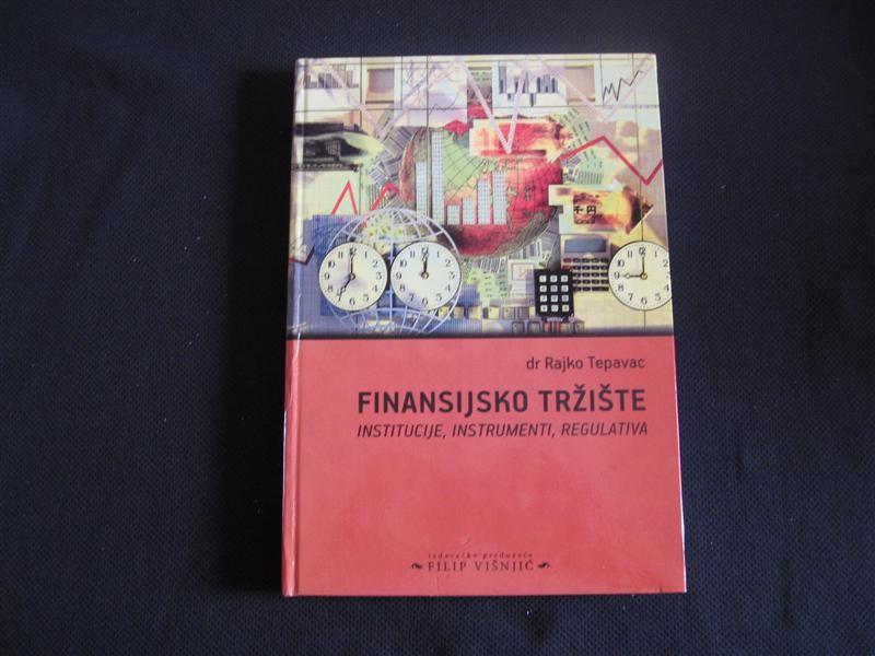 Rajko Tepavac, FINANSIJSKO TRŽIŠTE