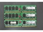Ram memorija Kingmax 3 x 1Gb DDR2 667MHz