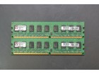 Ram memorija Kingston 2x2Gb DDR2 800MHz
