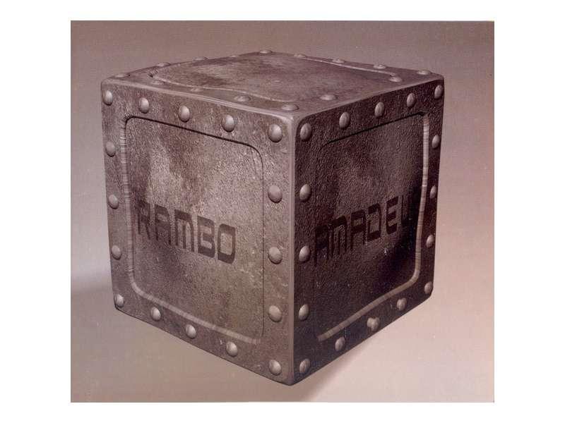 Rambo Amadeus - Hipishizik Metafizik