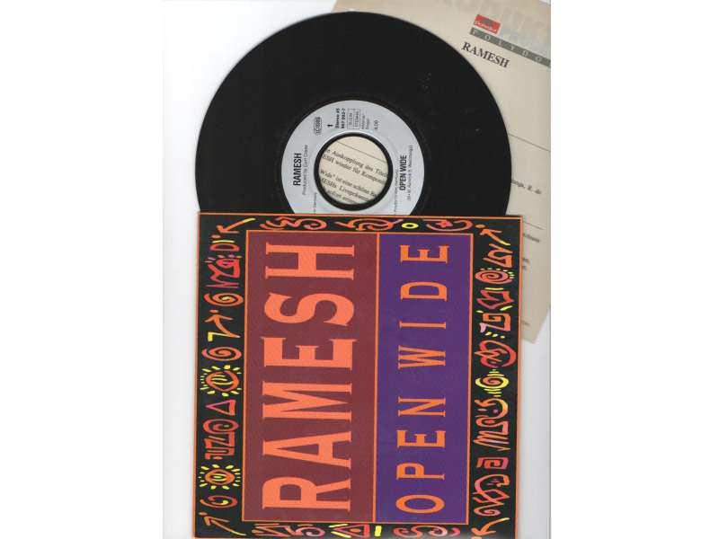 Ramesh Weeratunga - Open Wide