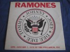 Ramones - Live, January 7, 1978 At The Palladium (2LP)