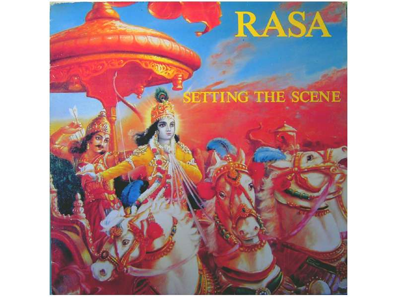 Rasa (4) - Setting The Scene