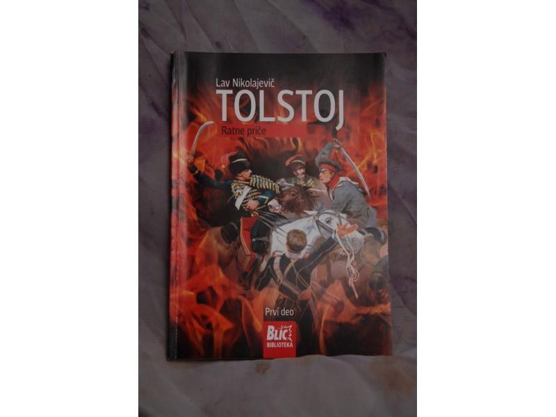 Ratne price - Tolstoj