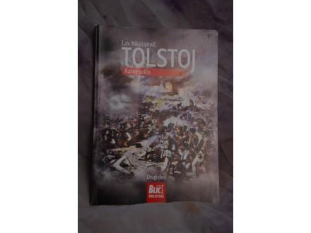 Ratne price drugi deo - Tolstoj