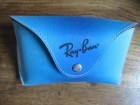 Ray-Ban futrola za naočare - Blue/White Ombre