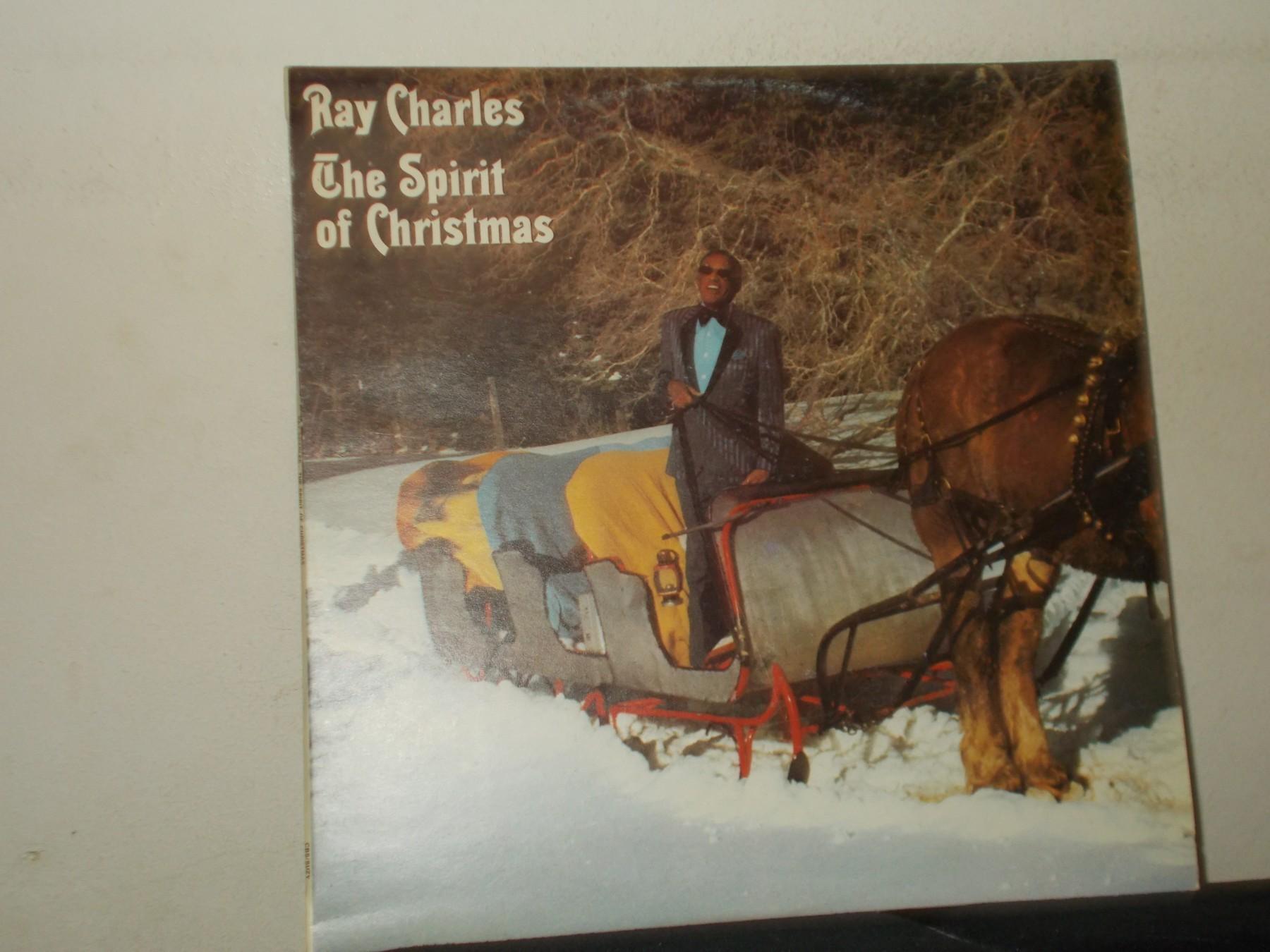 ray charles the spirit of christmas - Ray Charles The Spirit Of Christmas