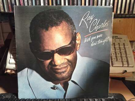 Ray Charles - Wish You Were Here Tonight, LP