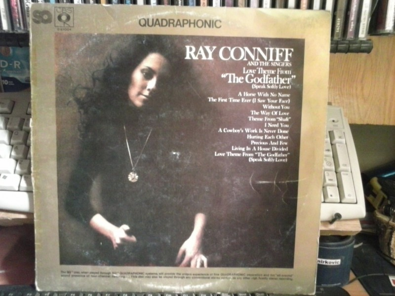 """Ray Conniff And The Singers - Love Theme From """"The Godfather"""" (Speak Softly Love)"""