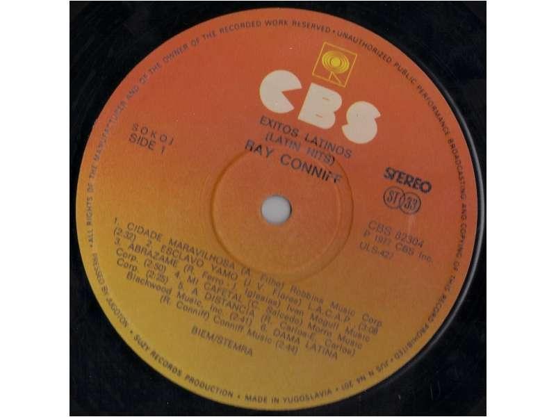 Ray Conniff - Exitos Latinos (Latin Hits)