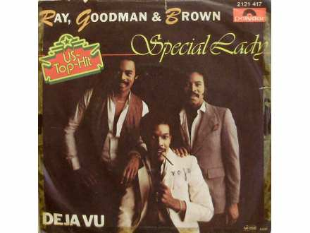 Ray, Goodman & Brown - Special Lady